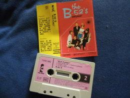 THE B-52´S K7 AUDIO VOIR PHOTO...ET REGARDEZ LES AUTRES (PLUSIEURS) - Audio Tapes