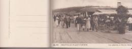 CARNET De 17 CPA  Honfleur - Villerville - Trouville Deauville - Villers - Houlgate - Cabourg - Houlgate