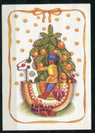 Ein Frohes Weihnachtsfest -gel. - Planet-Verlag Berlin - DDR - A4-310763/86-III/26/13  CB6 6968 - Unclassified