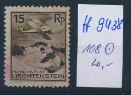 Liechtenstein Nr.  108   O     ( Ff9438  ) Siehe Scan  ! - Liechtenstein
