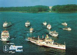 1 AK Germany Bayern * Karte Zur 150 Jahrfeier Der Chiemsee Schifffahrt 1845 - 1995 - Autres
