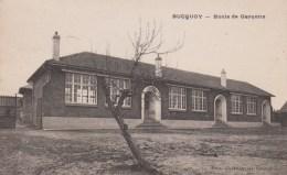 D 62 - BUCQUOY - École Des Garçons - Otros Municipios