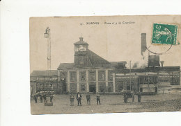 Harnes - Fosse No. 9 De Courrières - 1911 - Harnes