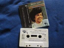RHODA SCOTT K7 AUDIO VOIR PHOTO...ET REGARDEZ LES AUTRES (PLUSIEURS) - Audio Tapes