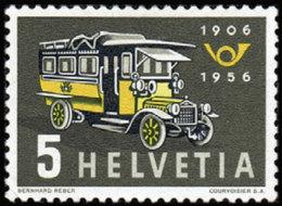 Suiza 0572 ** MNH. 1956 - Ungebraucht