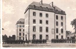 Morlaix (Finistère)-1916-Caserne Guichen-Militaires-Soldats-Troupe à L'exercice-Cavalier-Cheval-Militaria - Morlaix