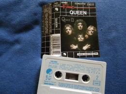 QUEEN K7 AUDIO VOIR PHOTO...ET REGARDEZ LES AUTRES (PLUSIEURS) - Audiokassetten