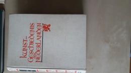 Kunstgeschiedenis Der Nederlanden Door H.E. Van Gelder, 568 Blz. - Livres, BD, Revues