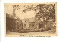 Templeuve Le Château Vue Intérieure - Tournai