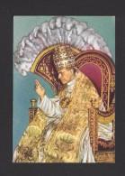 RELIGIONS - PAPES - SAINTETÉ LE PAPE PIE XII - POPE PIE XII SUR SA CHAISE - Papes