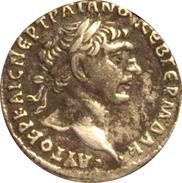 TRAJANO. TETRADRACMA ALEJANDRÍA. PLATA - Romanas