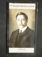 3-e Collection Wells Homme De Lettres - Félix Potin