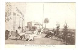 ANTHEOR - VAR - TERRASSE DES BUREAUX DU DOMAINE D'ANTHEOR PLAGE - Antheor