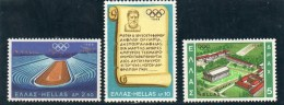 GRECE 1968 ** - Unused Stamps