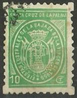 SANTA CRUZ DE LA PALMA FIESTAS LUSTRALES DE LA BAJA DE LA VIRGEN 1955 - España