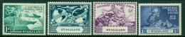 """-Nyasaland-1949-""""UPU"""" MH (*) - Great Britain (former Colonies & Protectorates)"""