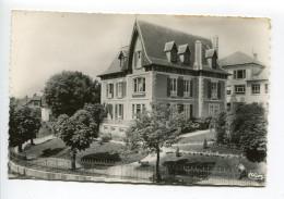 CPA Charquemont Château - Frankrijk