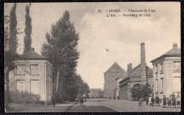 LIER  - LIERRE - Chaussée Du Lisp - Steenweg De Lisp - CPA //   - Mooie Staat ! - Lier