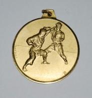 1982 - Medaglia Karate - BANDOLI - Professionnels/De Société