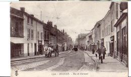 ROANNE: Rue De Clermont - Roanne