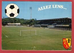 """Allez LENS"" - Stade Bollaert - - Lens"