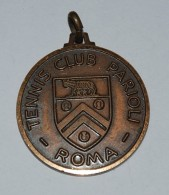 1969 - Tennis Club Parioli -Roma - Tennis