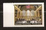 Etats-Unis D´Amérique USA 2013 N° 4571 ** Grand Terminal, New York, Hall De Gare, Métro, Train, Chemin De Fer, Manhattan - Nuevos