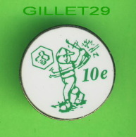 PIN'S - ÉPINGLETTES - DESJARDINS - 10e TOURNOI DE GOLF - Golf