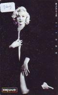 Télécarte Japon *  * MARILYN MONROE (303)  Vedette De Cinéma * Japan Movie Star Phonecard * Kino TK - Film