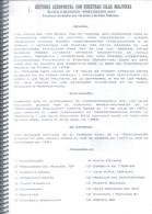 HISTORIA AEROPOSTAL CON NUESTRAS ISLAS MALVINAS - BLOCK O BLOQUES POR CERTIFICADO EN PIEZAS CIRCULADAS POR VIA AEREA A L - Handboeken