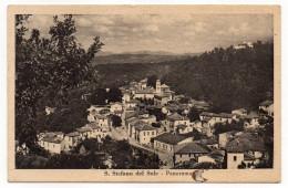 Italie--près Avellino--SAN STEFANO DEL SOLE--Panorama N° 13307 733 Foto F De Feo - Andere Steden