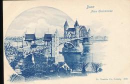 Allemagne --   Bonn --  Neue Rheinbrucke - Bonn