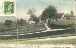 Savigny - Ferme Muller           1910 - VD Vaud