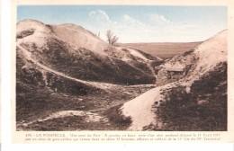 Militaria-Le Fort De La Pompelle-Puisieulx (Reims-Marne)-Guerre 1914-1918-abri Touché Par Un Obus En 1917-(Voir Texte) - Reims
