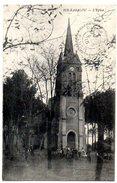 CPA ALGERIE - BIR-RABALOU - L'Eglise   1915 - Other Cities