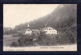 SUISSE - LE NOIRMONT - Orphelinat Des Côtes 1900.... - JU Jura
