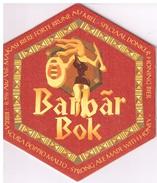 Sous Bock - Barbär Bok  - Bière Brune Forte Au Miel - Barbâr Bière Forte Blonde Au Miel - 2 Scans - Sous-bocks