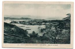 Nouvelle-Calédonie--NOUMEA--Baie De La Moselle  N°52 éd E.B - Nieuw-Caledonië