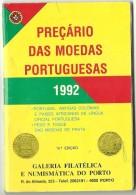 Portuguese 1992 Coins Catalog - Materiaal