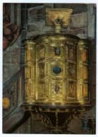 2)AK Bad Aachen Aken Aix-la-Chapelle Dom Ambo-Evangelienkanzel Bad Rheinland Germany Deutschland Nordrhein-Westfalen NRW - Aachen