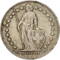 Suisse, 1/2 Franc, 1951, Bern, TTB, Argent, KM:23 - Suiza