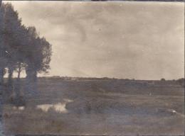 Photo Juin 1916 GUSSAINVILLE (près Etain) - Une Vue, L´Orne (A142, Ww1, Wk 1) - France