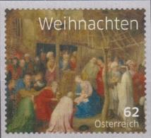 """Österreich 2014:  """"Weihnachten-Anbetung Der Könige""""   Sk. Postfrisch (siehe Foto/Scan) - 1945-.... 2. Republik"""