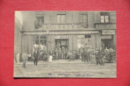 NANTES - Place Royale - Café D'Orléans - Nantes