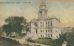 US TIFFIN / Senca County Court House / CARTE COULEUR - Etats-Unis