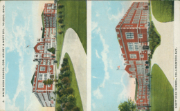 US TOLEDO / Waite High School / CARTE COULEUR - Toledo
