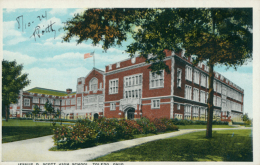 US TOLEDO / High School / CARTE COULEUR - Toledo