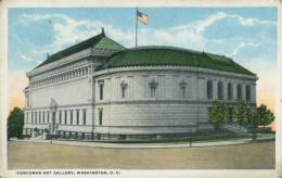 US WASHINGTON DC / Corcoran Art Gallery / CARTE COULEUR - Washington DC