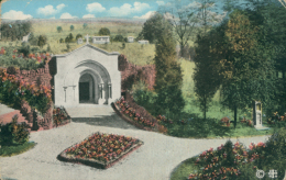 US WASHINGTON DC / Franciscan Monastery, Mount At Sepulchre / CARTE COULEUR - Washington DC