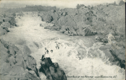 US WASHINGTON DC / Great Falls Of The Potomac / - Washington DC